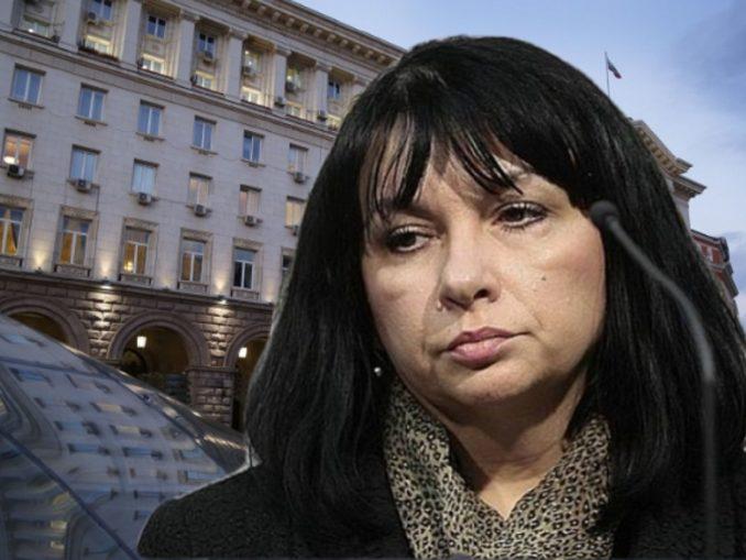 Извънредно: Оставка за Теменужка Петкова